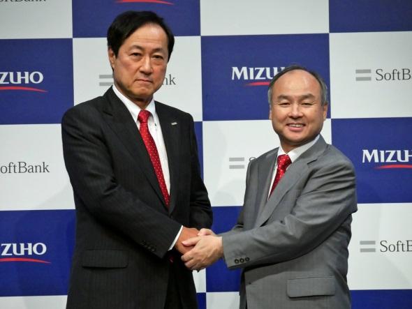 Mizuho-SoftBank