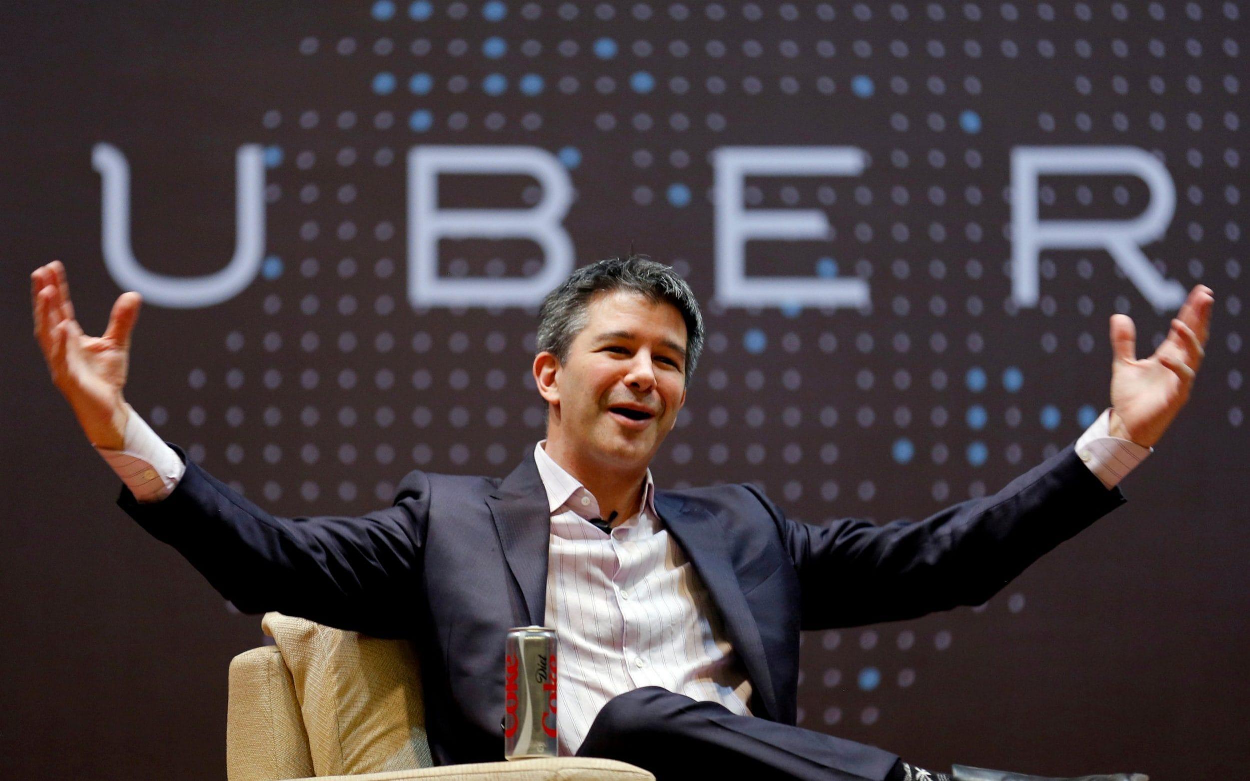 Uber Kalanick