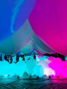 TeamLab Balloons