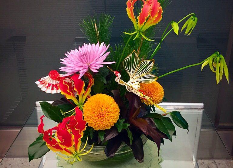 ikebana_flowers